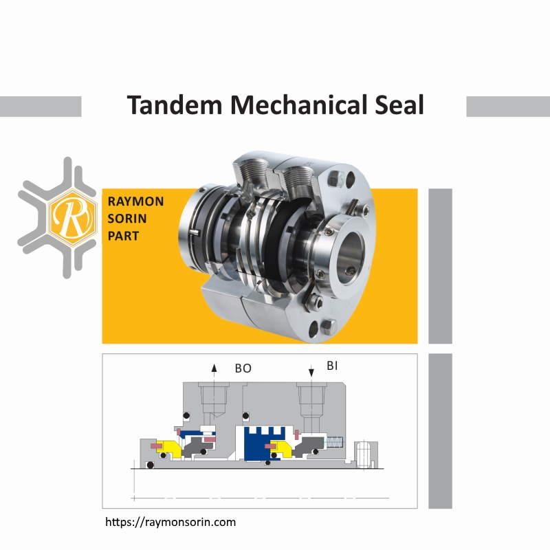 های تاندم Tandem Seal